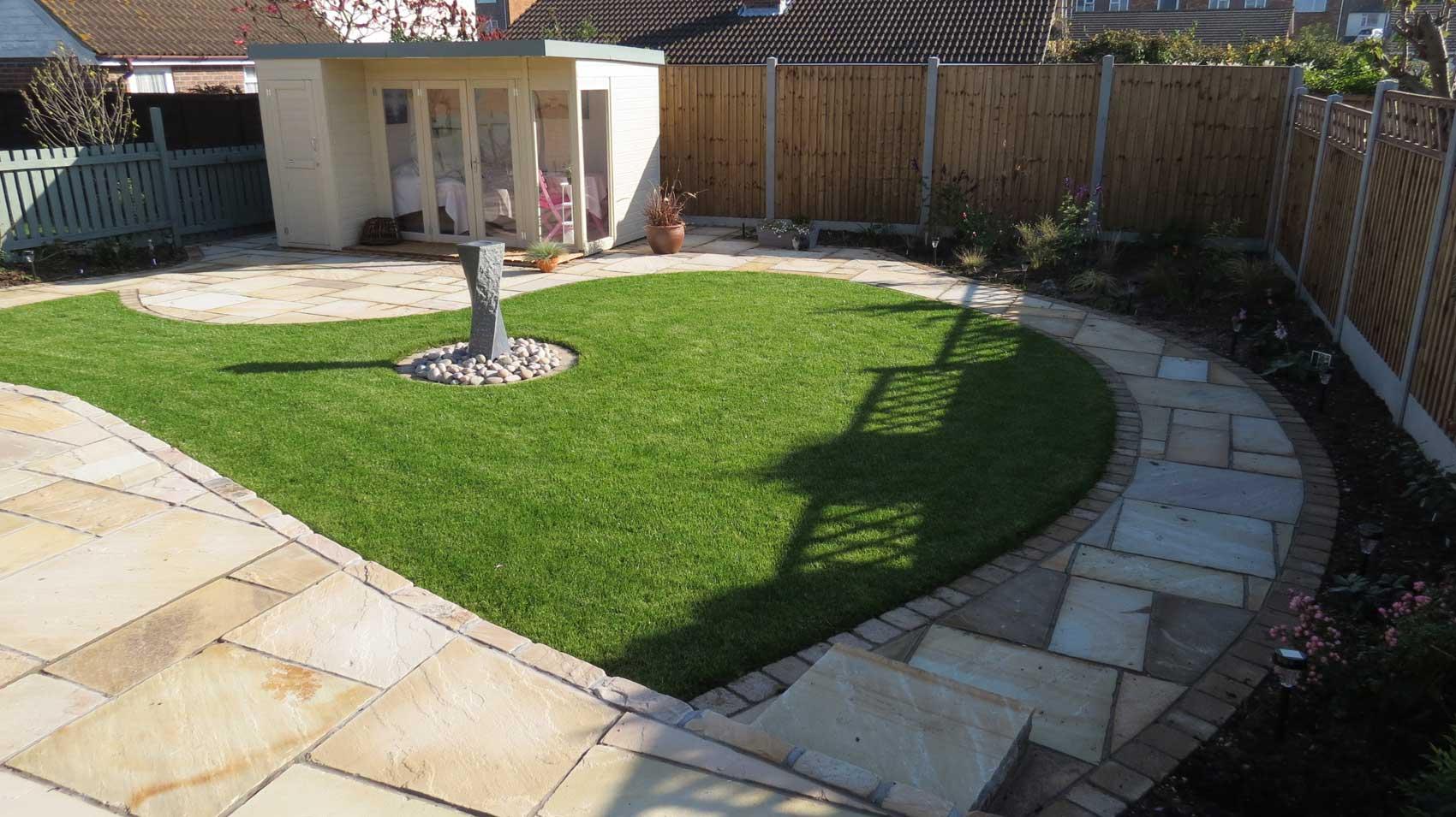 Landscape and garden design vennells landscapes for Garden design jobs essex