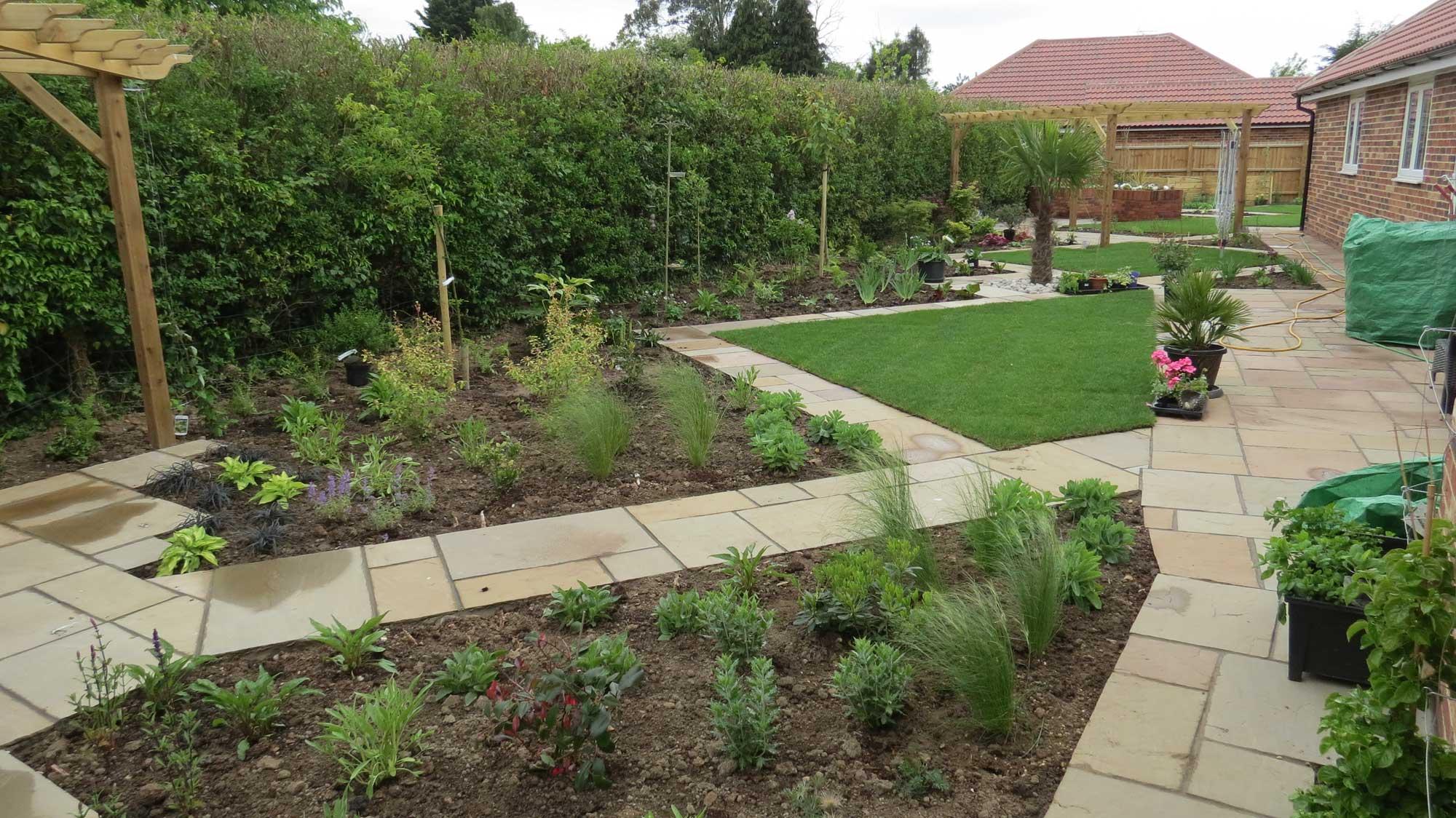 Landscapers Clacton Essex, Garden Design Essex, Garden ...